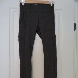 Lululemon Full Length Legging Grey 6